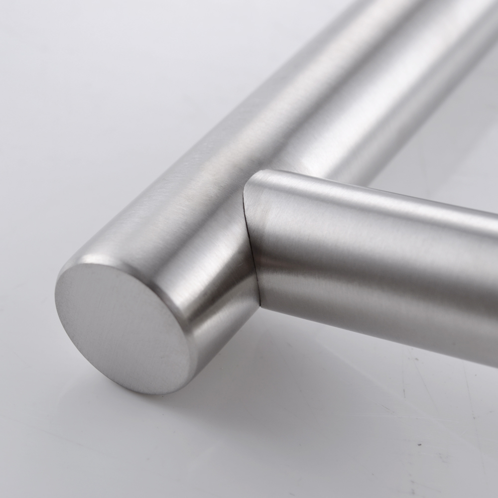 KES 12 Inch SUS 304 Stainless Steel Kitchen Towel Bar Storage Organizer  Hanger Wall Mount, Brushed Finish, ...