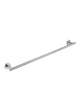 30 Inches Bathroom Towel Bar Shower Hand Towel Holder Hanger SUS304 Stainless Steel RUSTPROOF Wall Mount No Drill Brushed Steel, A2000S75-2