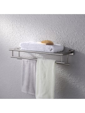 Kes Sus 304 Stainless Steel Coat Hook Single Towel Robe