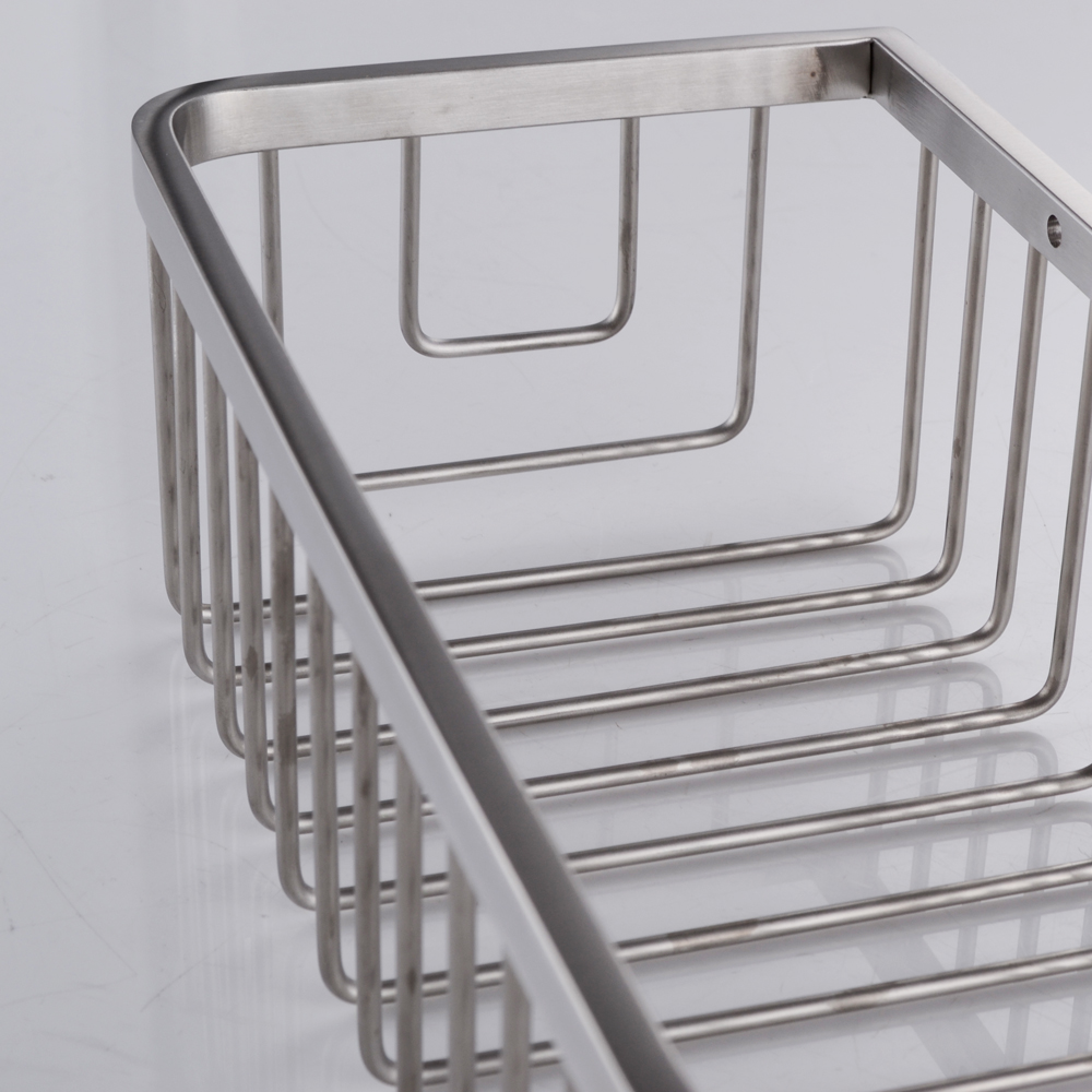 KES Bathroom Shower Caddy Rectangular Extra Deep SUS304 Stainless ...