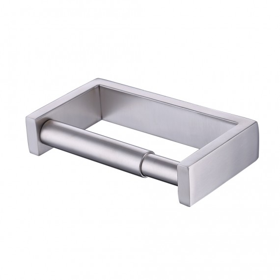 KES Toilet Paper Holder Bathroom Tissue Paper Roll Holder Spring Loaded Stainless Steel Polished/Brushed Finish, A23075/A23075-2