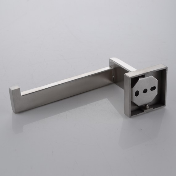 KES A2570-2 Bathroom Toilet Paper Holder Wall Mount, Brushed Stainless Steel