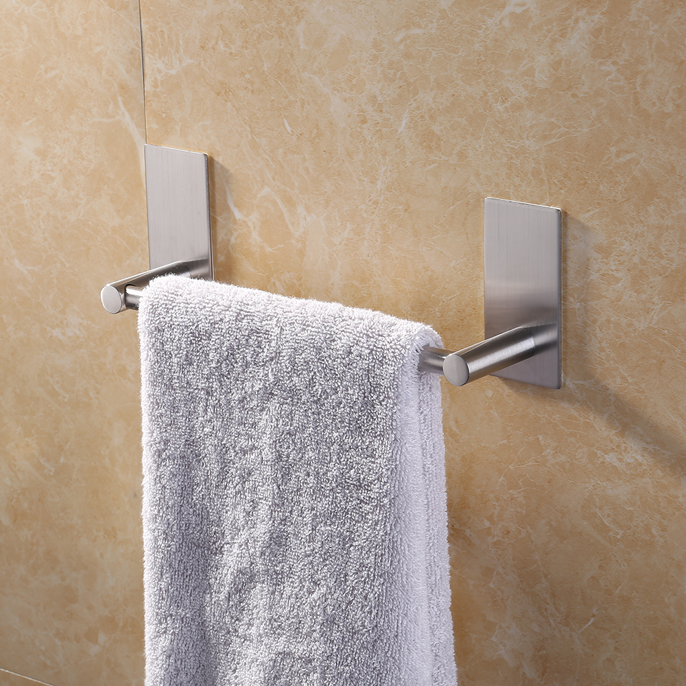 hand towel hanger. Unique Hanger KES 3M Self Adhesive Towel Bar 9Inch Small Bathroom Kitchen Hand  Hanger Sticky Stick  To