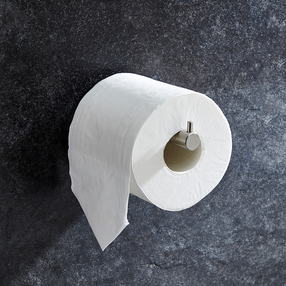 Kes Self Adhesive Sus 304 Stainless Steel Toilet Paper