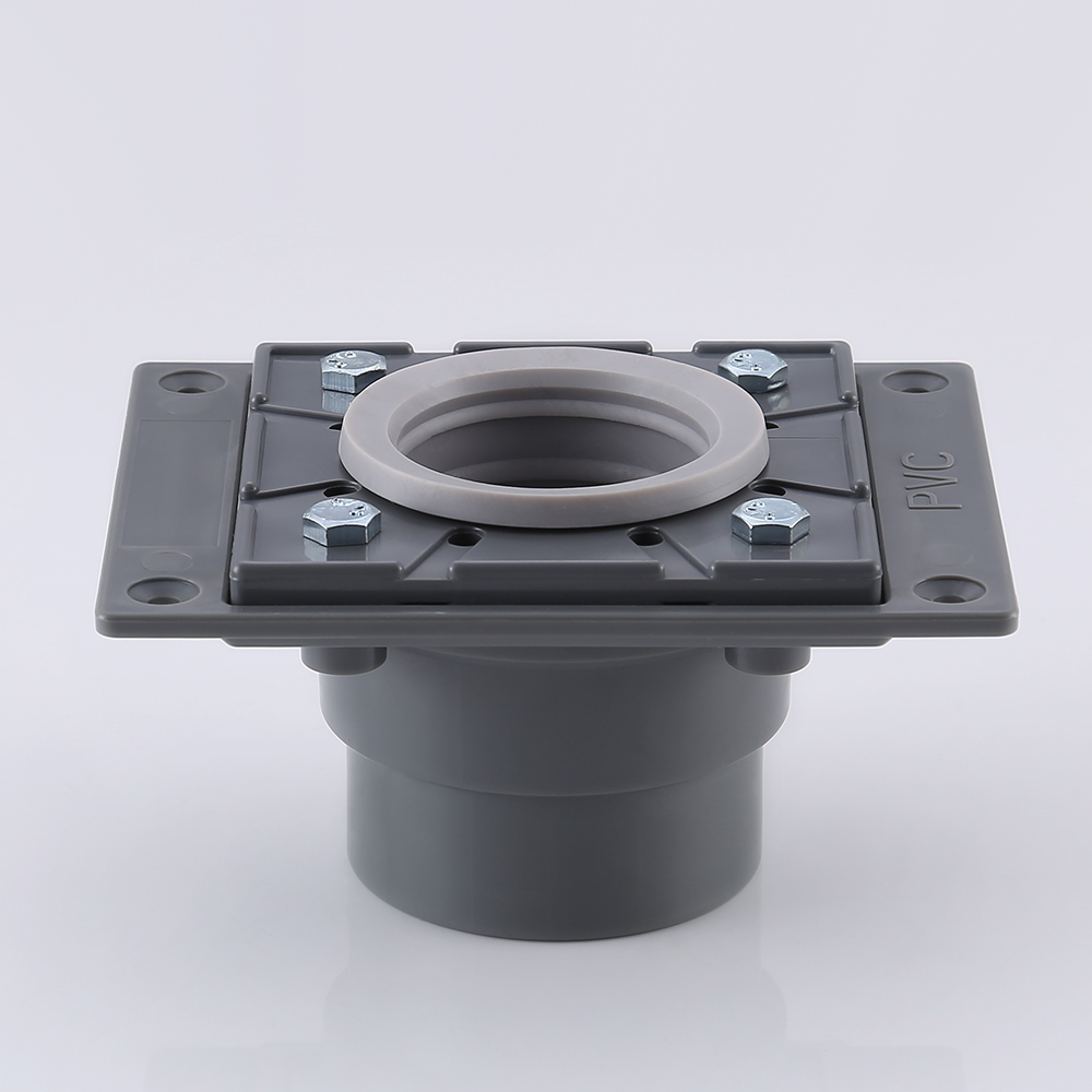 Kes Pvc Shower Drain Base With Rubber Gasket Bdb500