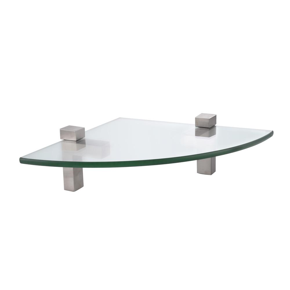 KES BGS3101-2 Lavatory Bathroom Corner Tempered Glass Shelf 8MM ...
