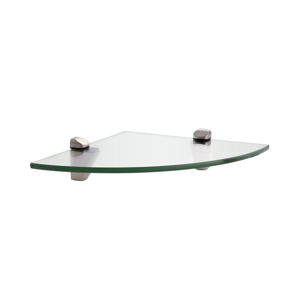 KES BGS3102-2 Lavatory Bathroom Corner Tempered Glass Shelf 8MM ...