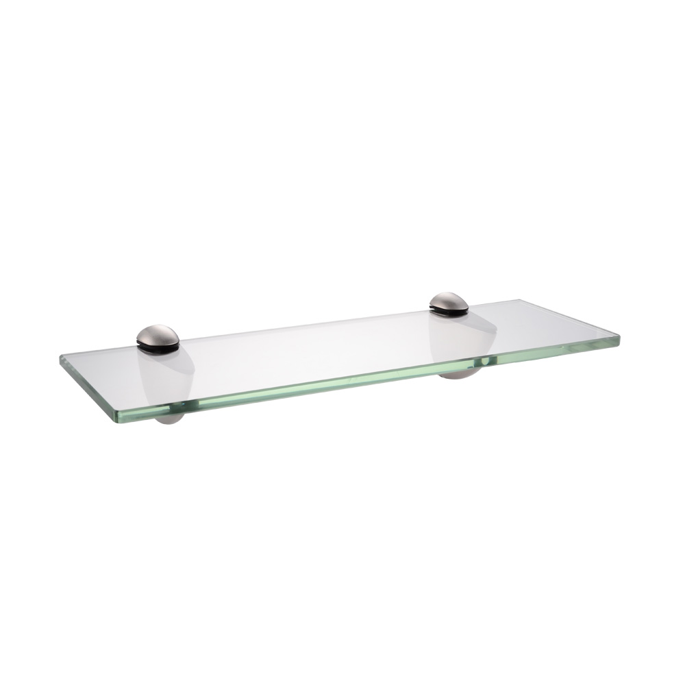 kes 14 inch bathroom tempered glass shelf 8mm thick wall. Black Bedroom Furniture Sets. Home Design Ideas