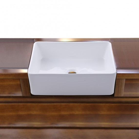 Kes Fireclay Sink Farmhouse Kitchen Sink 30 Inch