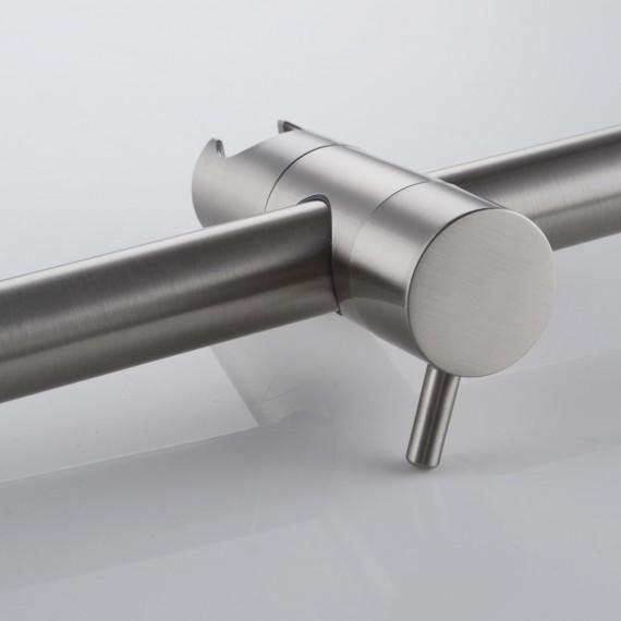 Kes Bathroom Hand Shower Slide Bar Stainless Steel Bar