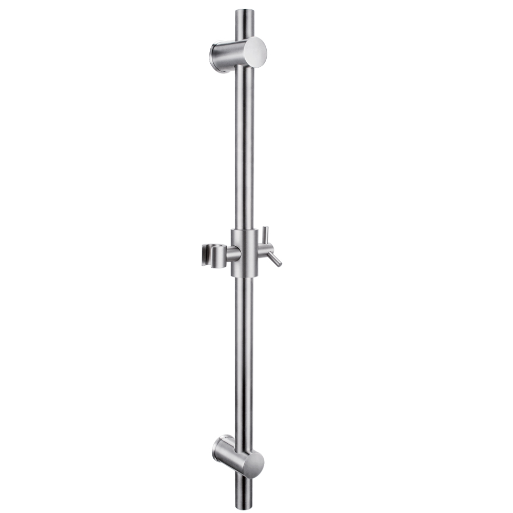 Kes F203 2 Stainless Steel Slide Bars With All Brass