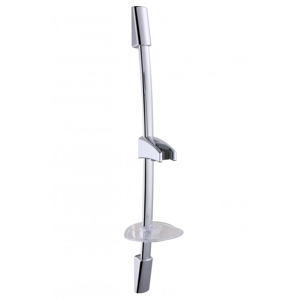 F221 Bathroom Slide Bar with Adjustable Handheld Showerhead Holder ...