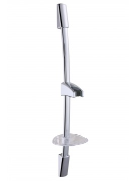 KES F221 Bathroom Slide Bar with Adjustable Handheld Showerhead Holder, Chrome
