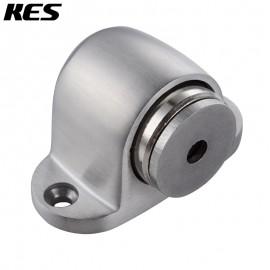 KES HDS202 2 SUS304 Stainless Steel Magnetic Doorstop/Door With Catch Screw  Mount,