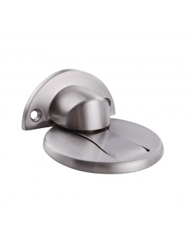 KES SUS 304 Stainless Steel Magnetic Door Stop Door Catch Metal Door Holder Doorstop Heavy Duty Brushed Finish, HDS212-2