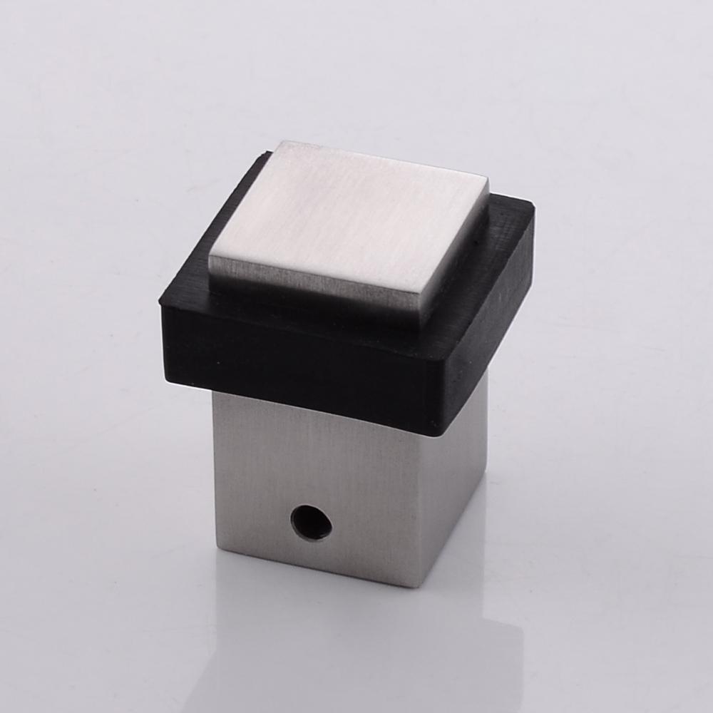 KES SUS 304 Stainless Steel Contemporary Safety Door Stop Metal Door Holder  Doorstop With Sound Dampening Rubber ...