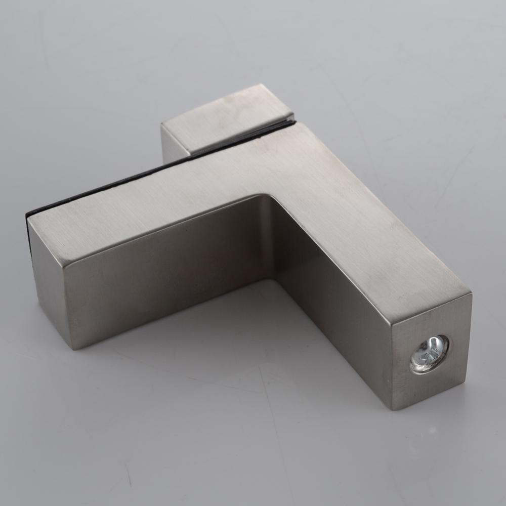 KES HSB301A-2-P2 Solid Metal Adjustable Wood/Glass Shelf