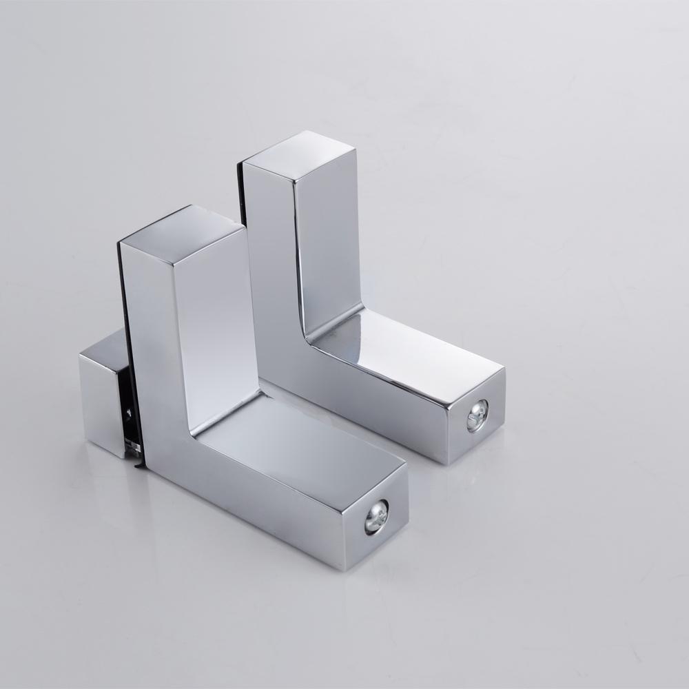 kes hsb301ap2 solid metal adjustable woodglass shelf bracket wall mount 2 pcs or one pair