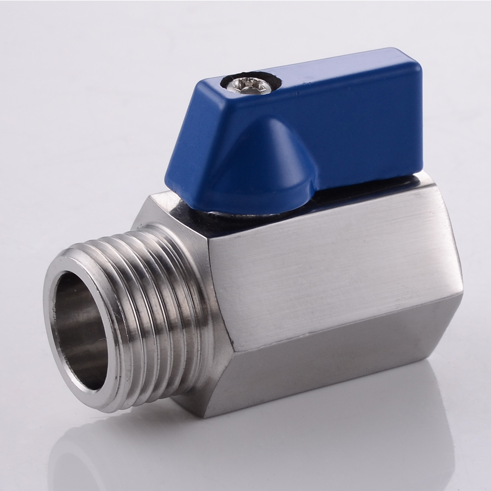 KES Shower Head Shut-Off Valve Ball Valve 1/2-Inch IPS SUS304 ...