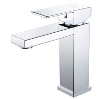 KES L3120A Bathroom Lavatory Single Lever Vanity Sink Faucet, Polished Chrome,10 PCS