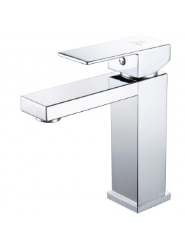 KES L3120A Bathroom Lavatory Single Lever Vanity Sink Faucet, Polished Chrome
