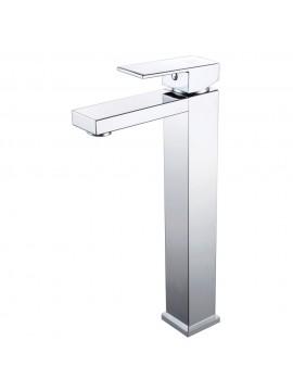 KES Lead-Free Brass Bathroom Sink Faucet Single Handle Lavatory Single Hole Vanity Sink Faucet, L3120BLF