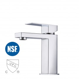 Bathroom sink Faucet with Single Handle type, Polished Finish L3156ALF-CH