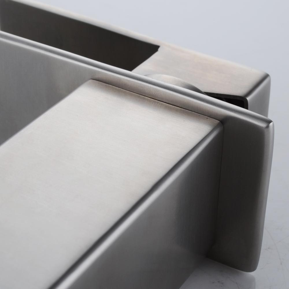 Kes Sus304 Stainless Steel Waterfall Bathroom Vanity Sink