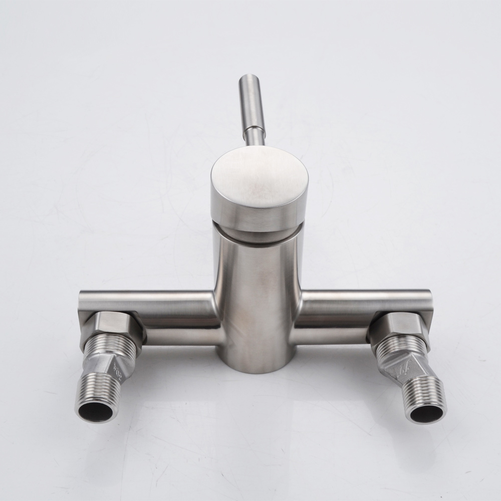 Kes Sus 304 Stainless Steel Bathroom Shower Tub Faucet