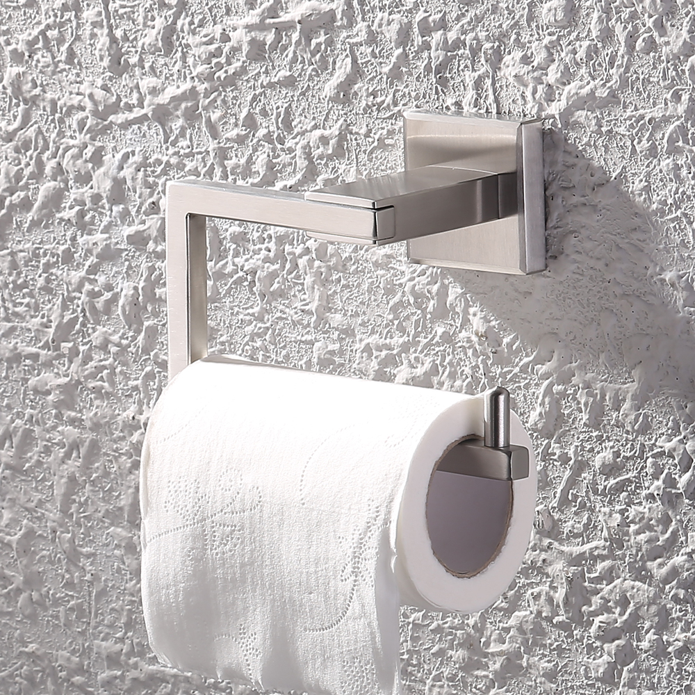 KES SUS 304 Stainless Steel 4-Piece Bathroom Accessory Set RUSTPROOF ...