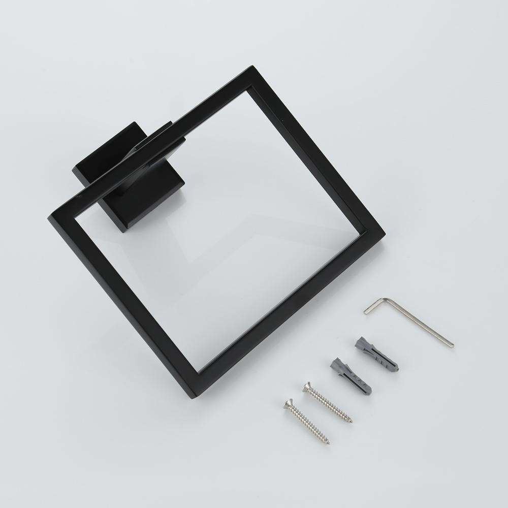 Kes Sus 304 Stainless Steel 4 Piece Bathroom Accessory Set