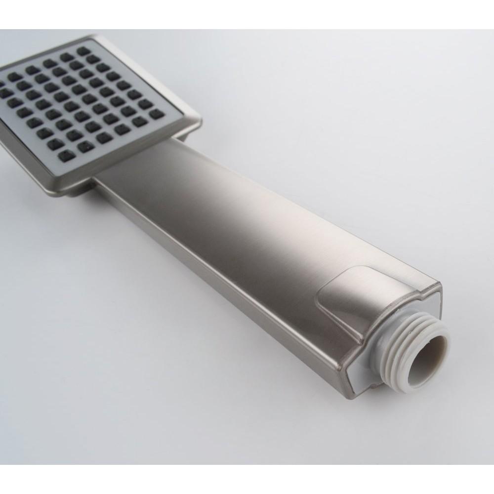 Extra Long Shower Hose Brushed Nickel