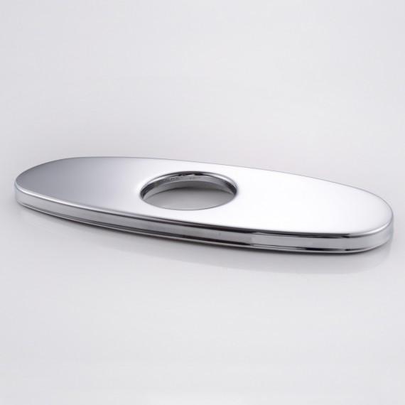 Kes 6 Inch Sink Faucet Hole Cover Deck Plate Escutcheon