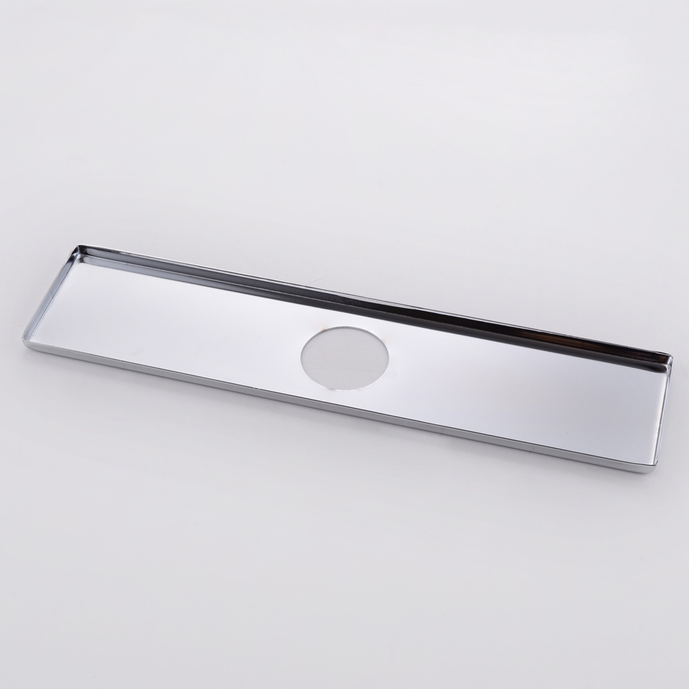 Bathroom Faucet Escutcheon Plate 10-inch sink faucet hole cover deck plate square escutcheon for