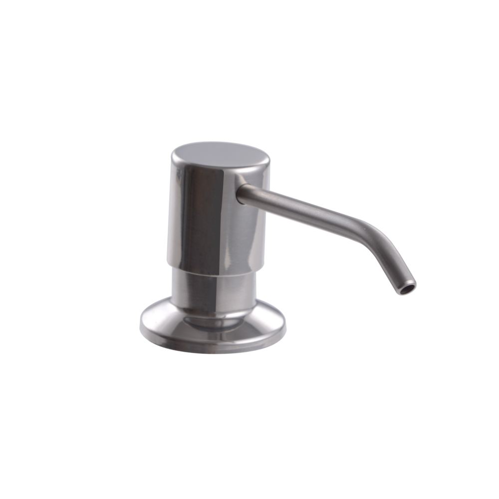 kes psd1 lotionsoap dispenser with 188 stainless steel pump and pp bottle polished