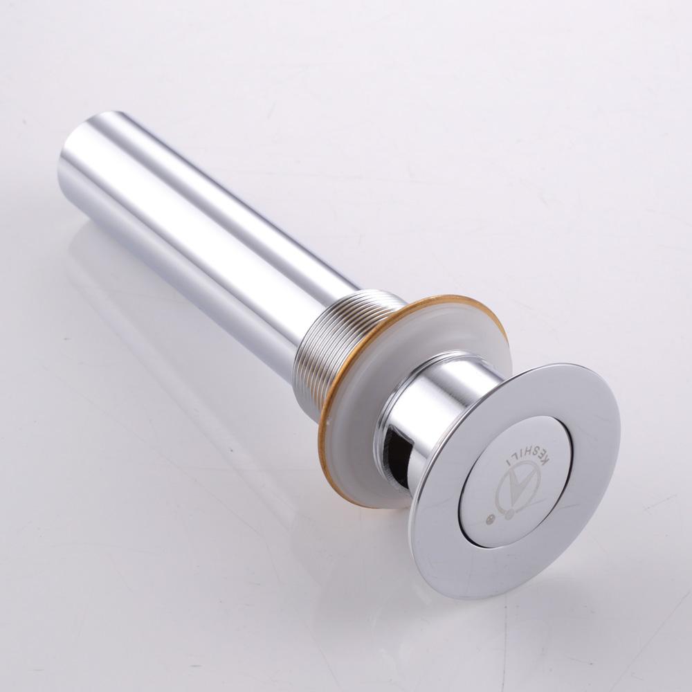 Kes S2005a Bathroom Vanity Sink Drain Flip Stopper With