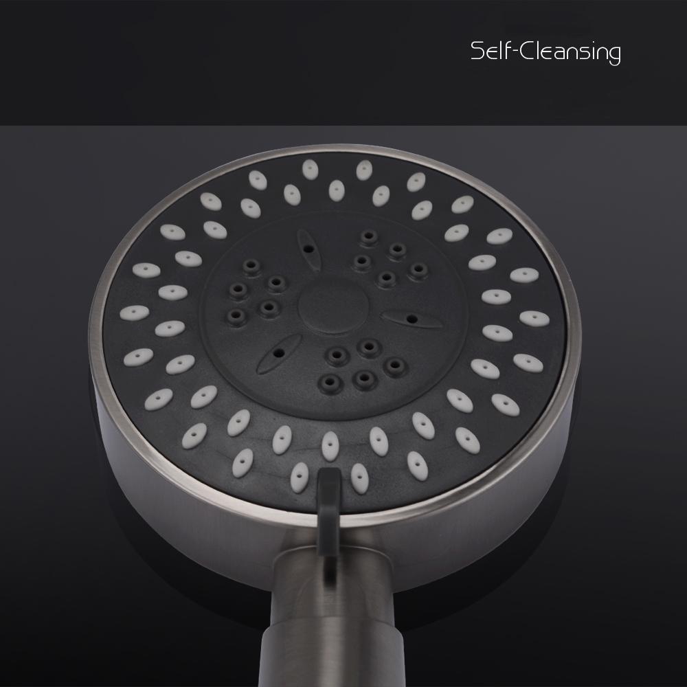 Kes Shower System Bathroom Faucet Set With Rain Shower