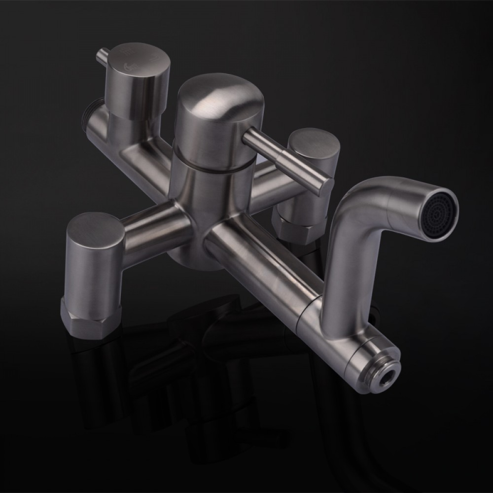 KES X6650A Bathroom SUS304 Stainless Steel Faucet Showering System ...