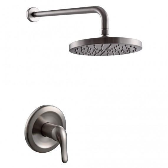 Kes Pressue Balance Shower Faucet Set Anti Scald Single