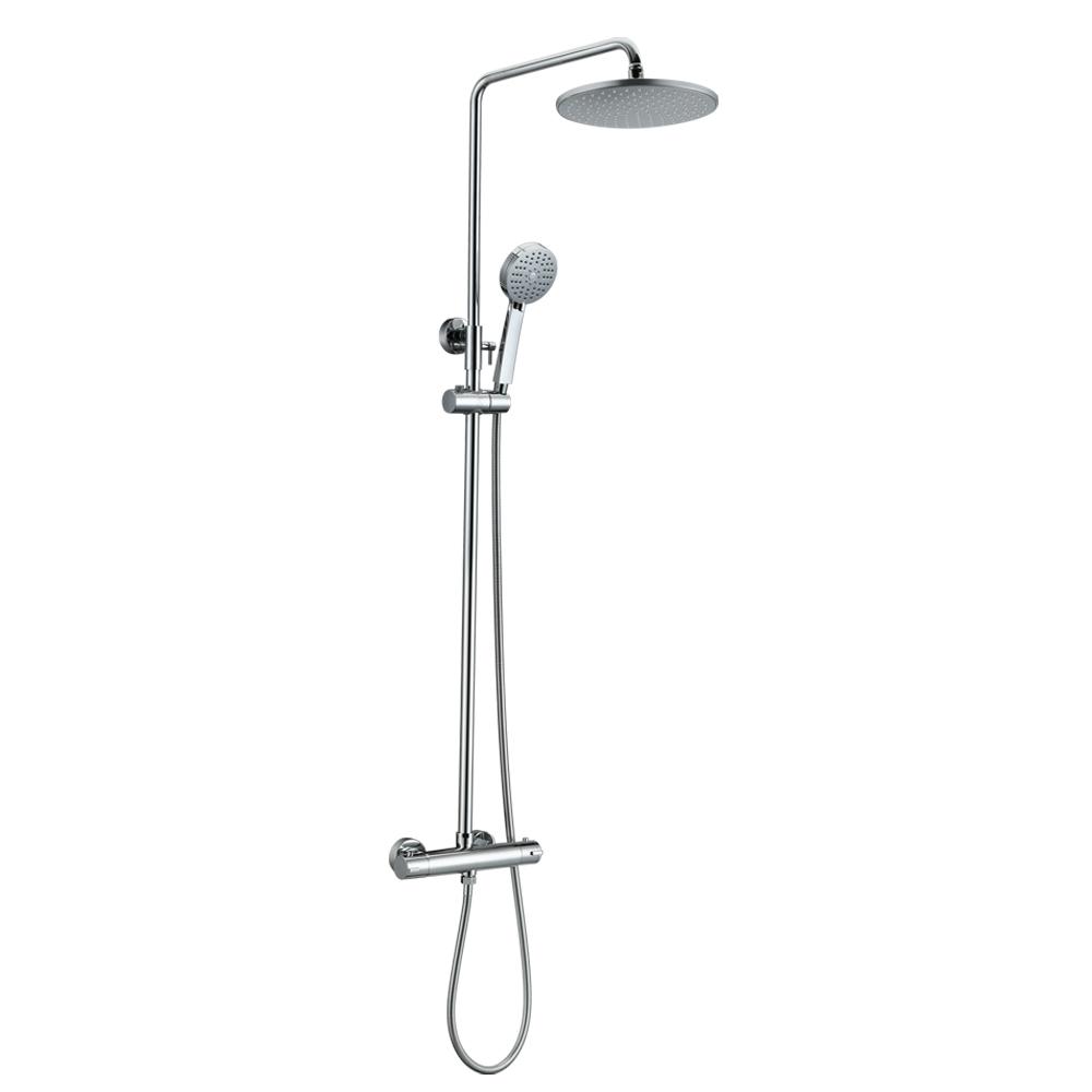 Bathroom European Thermostatic Shower System 10\