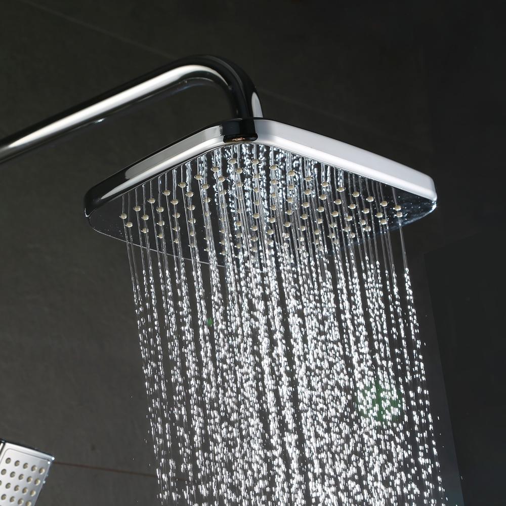 Kes European Style Thermostatic Bathrube Amp Shower System