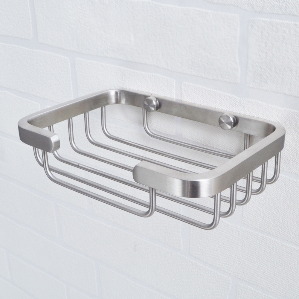 KES Soap Dish for Bathroom, SOLID SUS 304 Stainless Steel Shower ...