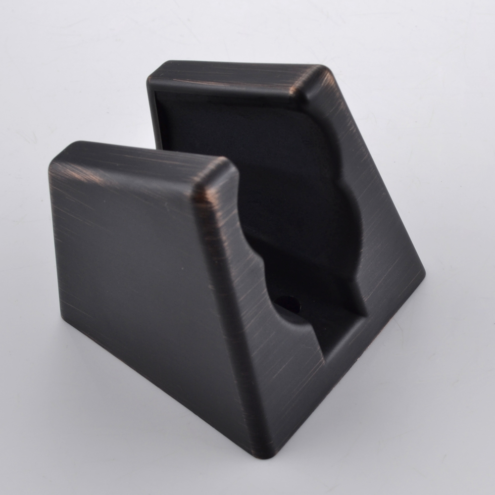 KES C102 Bathroom ABS Handheld Showerhead Bracket Holder Wall Mount,  Polished Chrome