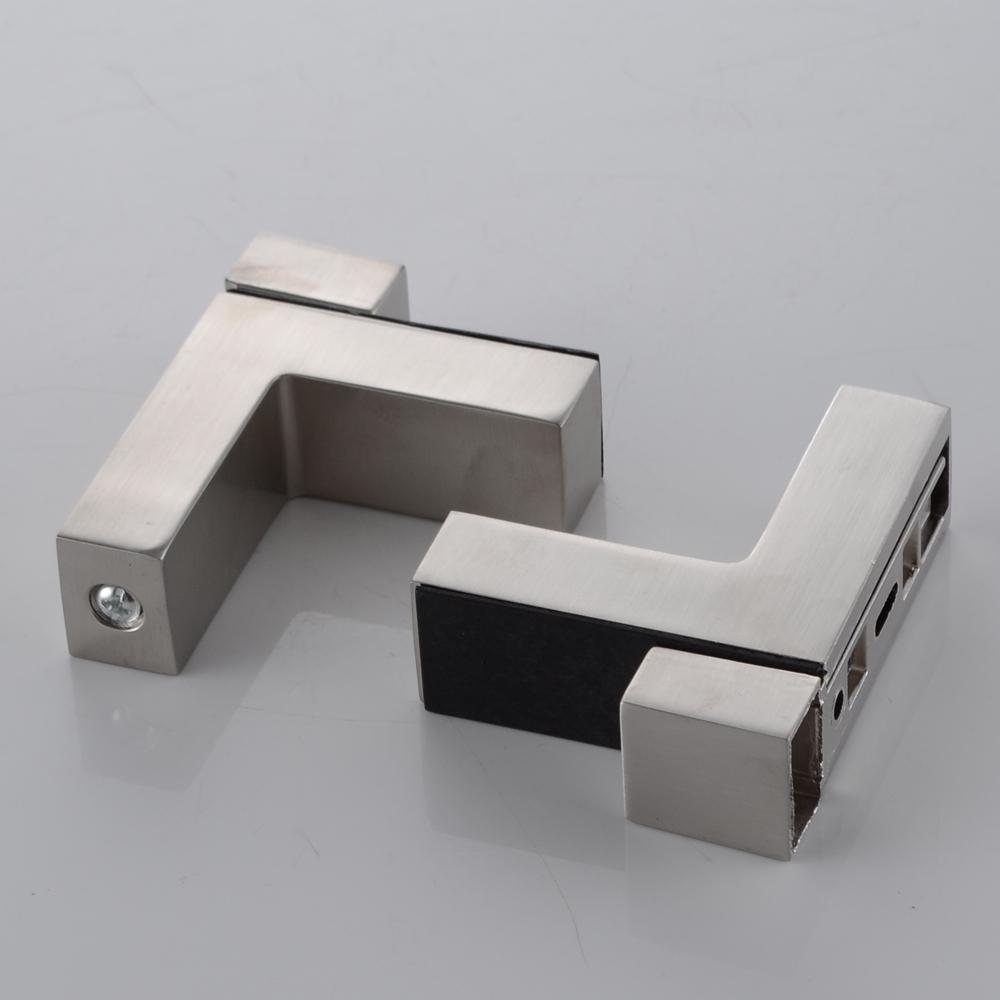 kes hsb301a2p2 solid metal adjustable woodglass shelf bracket wall mount 2 pcs or one