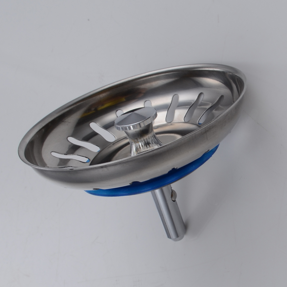 KES SUS304 Stainless Steel Kitchen Sink Strainer