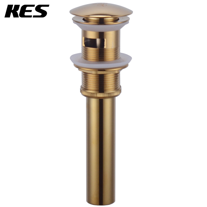 Bathroom Sink Stopper Won T Stay Up: KES 3-1/2-Inch Kitchen Sink Drain Stopper With Basket