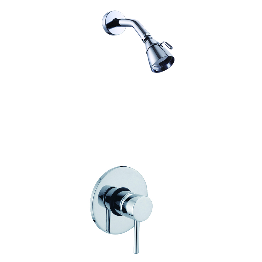 X6201 Bathroom Single Handle Shower Faucet Trim Valve Body